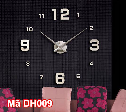 DH009 thích hợp lắp ở mọi không gian