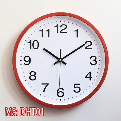 Đồng hồ treo tường giá DHT01 giá 300k