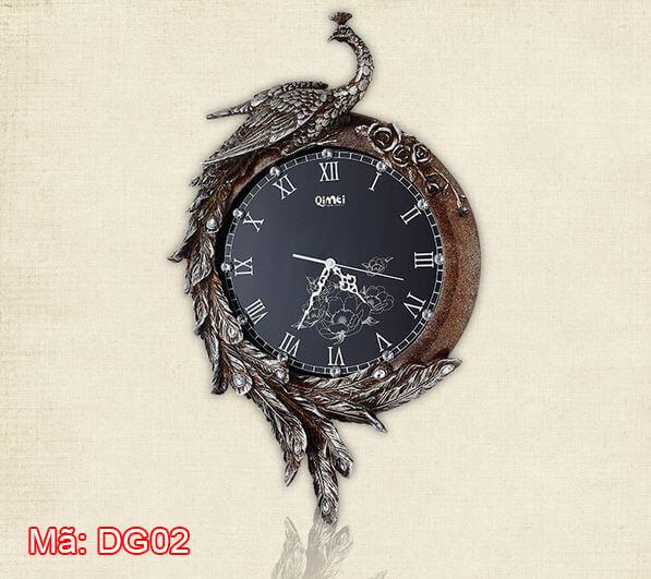 đồng hồ treo tường làm quà tặng