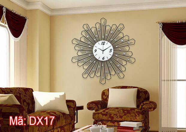 Đồng hồ trang trí DX17