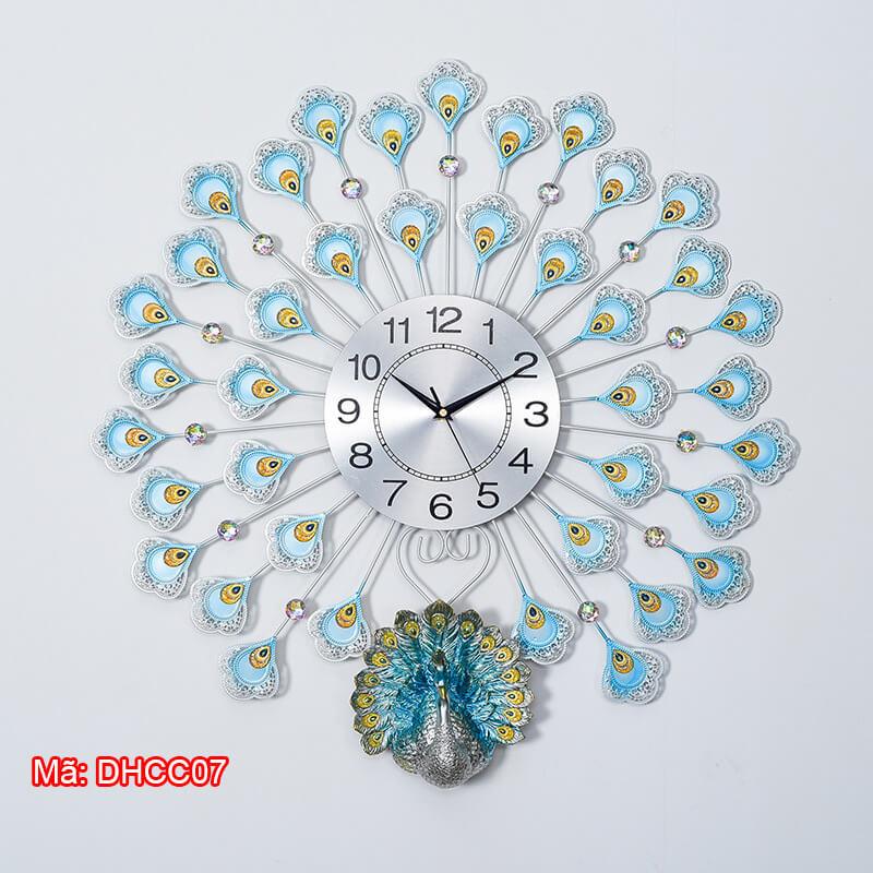 đồng hồ treo tường trang trí tphcm