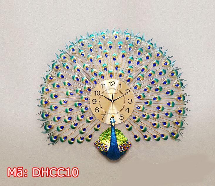 đồng hồ treo tường cần thơ mã DHCC10