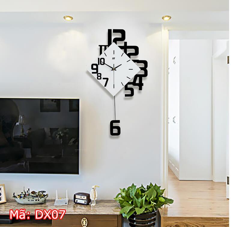 DX07 có thể trang trí ở mọi nơi