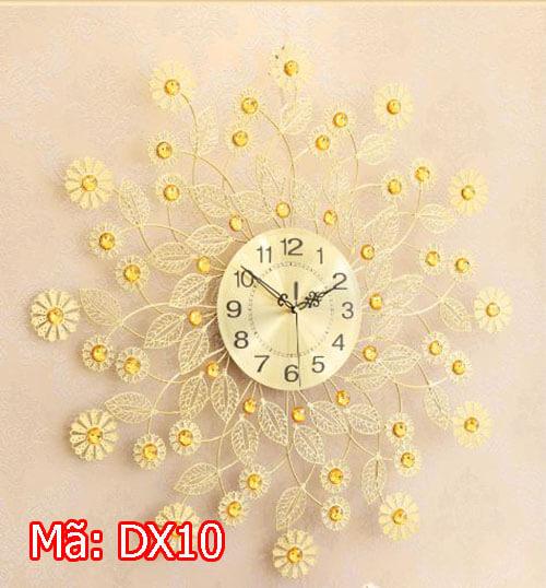 đồng hồ treo tường cần thơ mã DX10