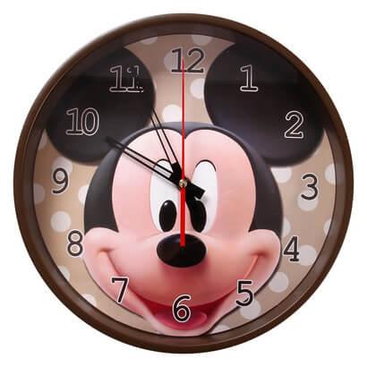 đồng hồ treo tường chuột mickey