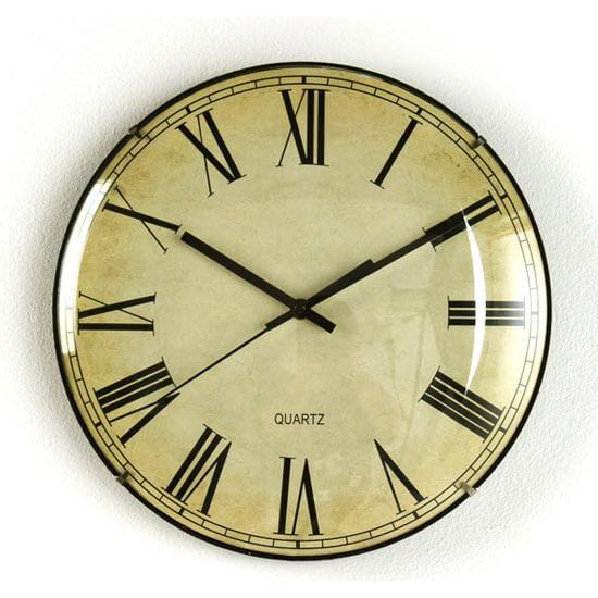 đồng hồ treo tường số rời