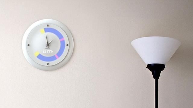 Đồng hồ treo tường thông minh Glance Clock