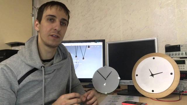 đồng hồ treo tường thông minh