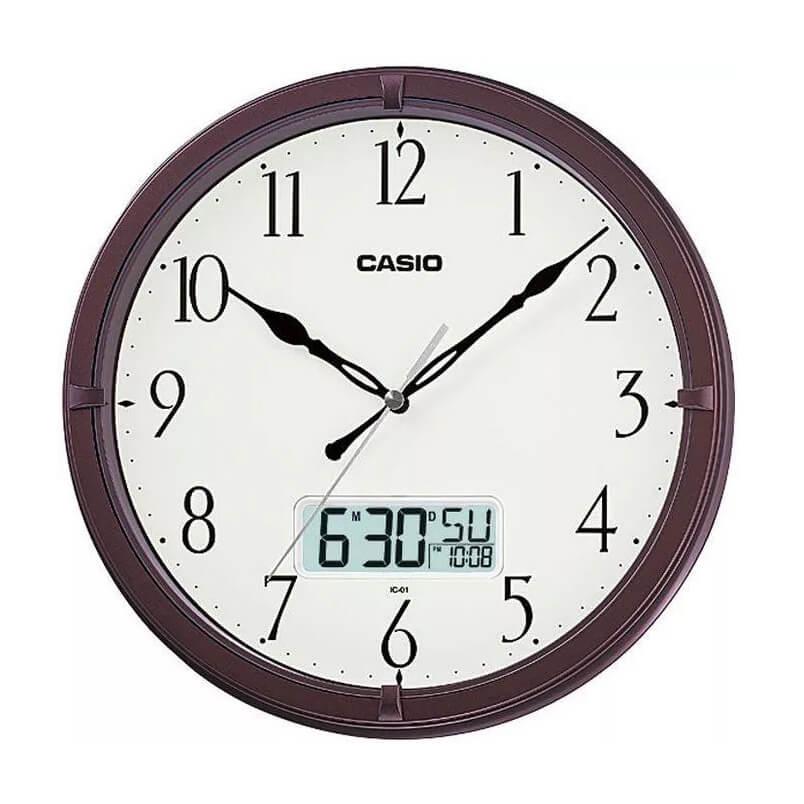 Đồng hồ treo tường Casio IC-01-5DF