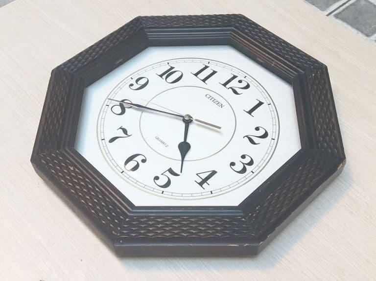 đồng hồ treo tường citizen nhật bản