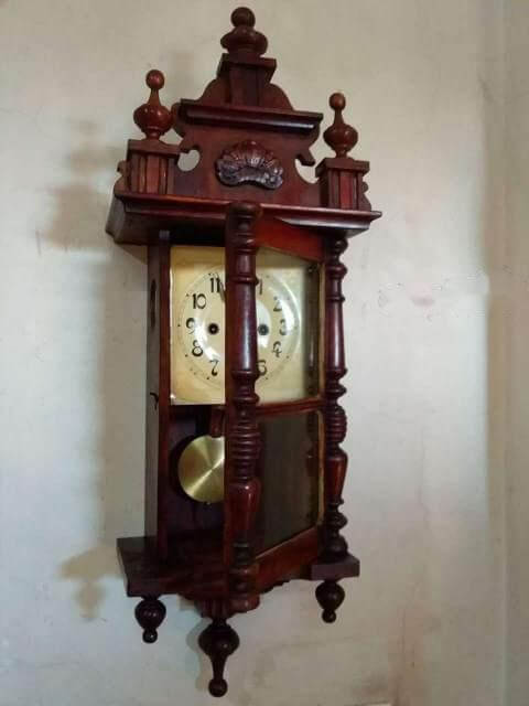 bán đồng hồ treo tường cổ
