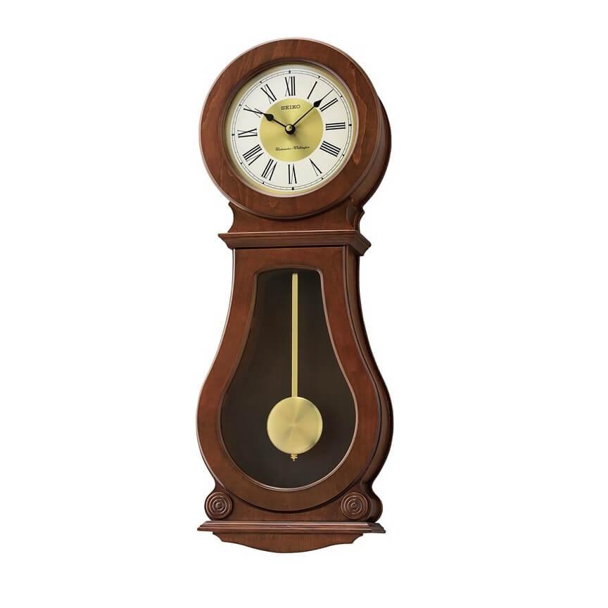 đồng hồ quả lắc treo tường seiko