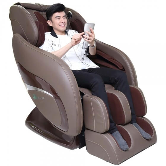 ghế massage làm quà tân gia