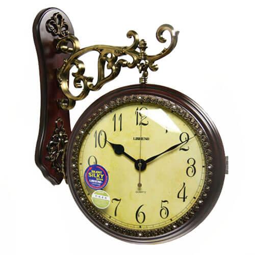 đồng hồ 2 mặt